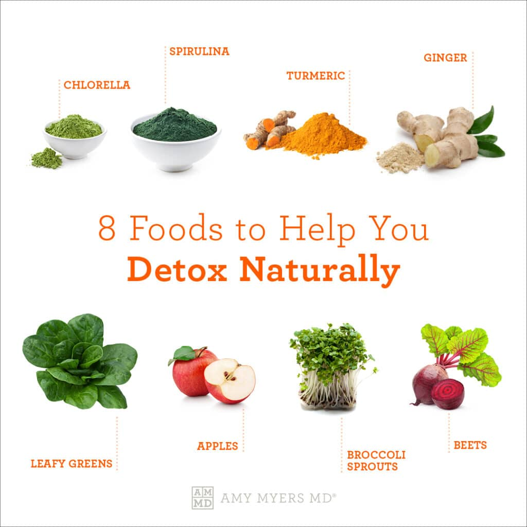 What Can I Gain From A Detoxification Diet?